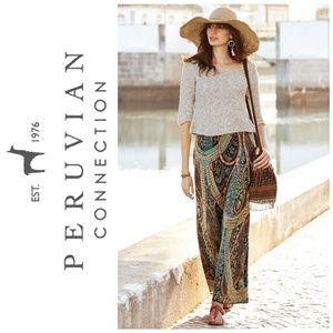 Peruvian Connection Yazmin Pima Cotton Skirt